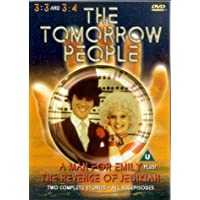 The Tomorrow People: A Man For Emily/The Revenge Of Jedikiah