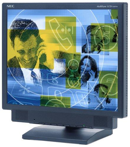 Nec-mitsubishi Lcd (NEC LCD1760VM-BK 17-Zoll TFT-Monitor schwarz (integr. Lautsprecher, DVI))