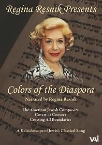 Regina Resnik presents Colors of the Diaspora