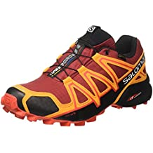 Salomon Speedcross 4 Gtx, Zapatillas de Senderismo Hombre