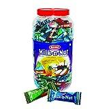 #3: MAHAK Milk-n-Nut Assorted Chocolate Jar - Pack of 258