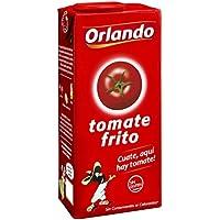 Orlando - Tomate Frito Clásico, Brik 350 g - [pack de 9]