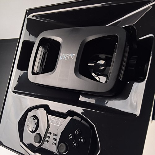 Immersion vrelia Go HMD–Virtual-Reality-Brille, Schwarz