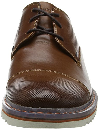 Rockport Herren Jaxson Captoe Stiefel Brown (brown Leather 2)