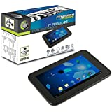 Point of View ProTab 25 17,8 cm (7 Zoll) Tablet-PC (Cortex A8, 1,2GHz, 512MB RAM, 4GB HDD, Android 4.0) schwarz