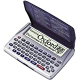 Seiko Concise Oxford Dictionary:Thesaurus and Spellchecker with crossword & anagram solver