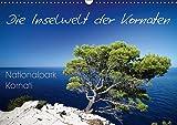 Die Inselwelt der Kornaten (Wandkalender 2017 DIN A3 quer): Bilder vom Nationalpark Kornati in Kroatien (Monatskalender, 14 Seiten ) (CALVENDO Natur)