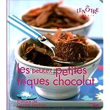 Les (petites) petites toques chocolat : Recettes pour tous les gourmets