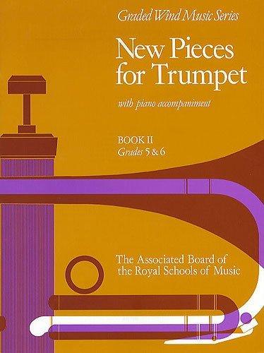 New teilig für Trompete: Book II. Noten für KLavier Solo, Trompete