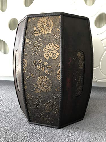 Home delizie grande stile cinese orientale, sgabello mobili hand made pouf ottomano