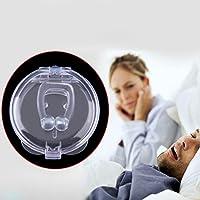 Preisvergleich für Antischnarch Nasenclip Nasenspreizer Schnarchstopper Anti Schnarchen Magnet