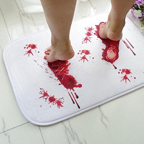 euheit Badematte Teppich Teppich Wasser rutschfest Absorption Marke (Billig Polizei Hats)