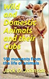 Wild and Domestic Animals and their Cubs: 100 moments from the life of animals
