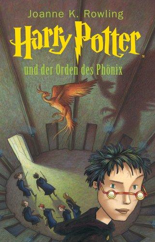 Buchseite und Rezensionen zu 'Harry Potter und der Orden des Phönix (Buch 5)' von Joanne K. Rowling