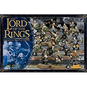 The Lord of The Rings - Dwarf Warriors - Boxed Set