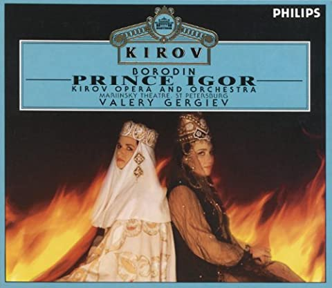 "Borodin: Prince Igor - Mariinsky Theatre Edition - Act 1 - No.12 Polovtsian Dances and Chorus: ""Uletaj na kryl"