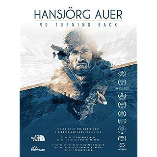 Hansjörg Auer - No Turning Back