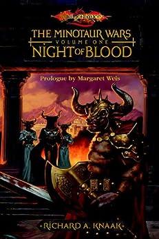 Night of Blood: The Minotaur Wars, Book 1: Vol 1 by [Knaak, Richard A.]