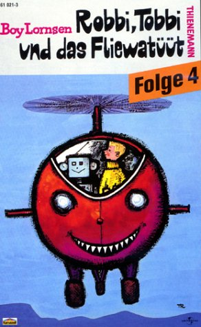 Robbi, Tobbi und das Fliewatüüt, Folge 4