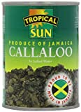 Jamaica Sun Callaloo Cans 540 g (Pack of 6)