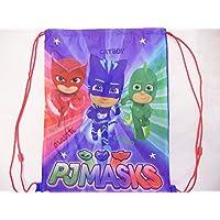PJ MASKS BOYS GIRLS TRAINER OR GYM BAG, SCHOOL BAG, PUMP BAG
