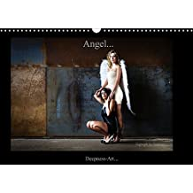 Angel... (Wandkalender immerwährend DIN A3 quer): Begleiter in unserem Sein.... (Monatskalender, 14 Seiten) (CALVENDO Menschen) [Kalender] [Sep 24, 2013] Kunz Deepness-Art..., Missy