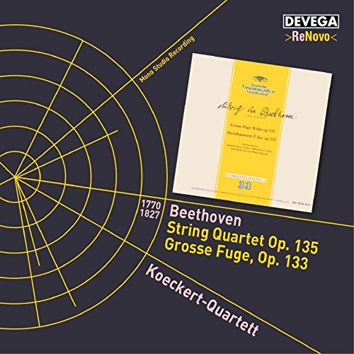 String Quartet No. 16 in F major, Op. 135: IV. Der schwer gefaßte Entschluß. Grave, ma non troppo tratto (Muss es sein?) - Allegro (Es muss sein!) - Grave, ma non troppo tratto - Allegro