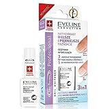 EVELINE Cosmetics-Barattolo a effetto sbiancante 3 in 1-Balsamo evitano lo scolorimento, 12 ml