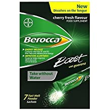 Berocca Boost Fast Melt Powder 7 Sachets by Berocca