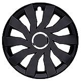 CM DESIGN CLIFF PLUS BLACK - 15 Zoll, passend für fast alle VW z.B. für T4 Einzelsitz