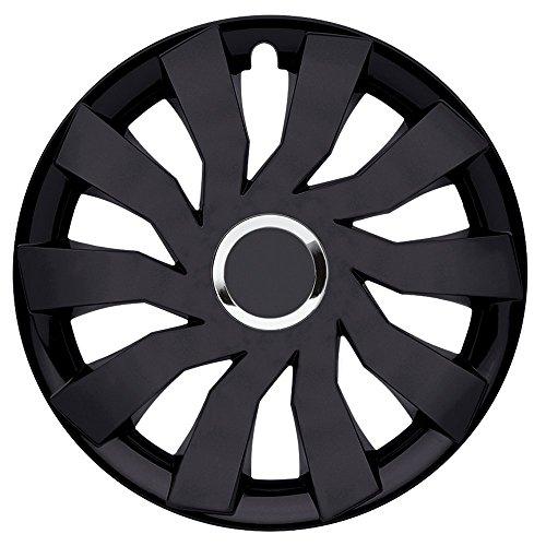 CLIFF PLUS BLACK - 16 Zoll, passend für fast alle Opel z.B. für Corsa D