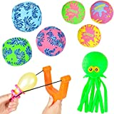 Water Toys For Kids Pool Pack - 8 Piece - Water Bombs And Balloon Slingshot