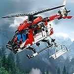 LEGO-Technic-Elicottero-di-salvataggio-42092