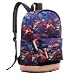 ENVOY Durable Backpack Travel Daypack La...