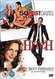 50 First Dates/Hitch/My Best Friend's Wedding [DVD]