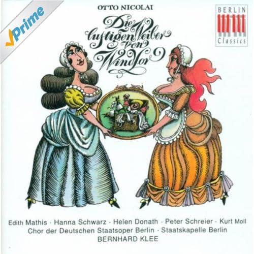 Nicolai: Lustigen Weiber von Windsor (Opera)
