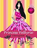 Best Creativity for Kids Teen Books For Girls - Princess Valkyrie Coloring Book: Volume 2 Review