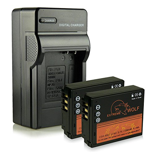 caricatore-2x-extremewolf-batteria-cga-s007-cgr-s007-dmw-bcd10-per-panasonic-lumix-dmc-tz1-dmc-tz2-d