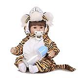 Nicer Reborn Baby Doll Realistische Simulation Babys Puppen 15 Zoll 40 Cm Lebensechte Spielzeug Kinder Geburtstag Gift