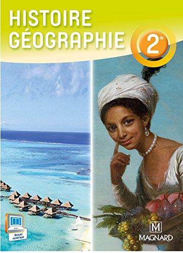 Histoire Géographie 2de : Manuel élève par Jean-Marc Vidal