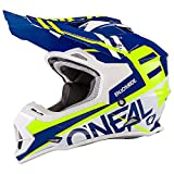 O'Neal 2Series RL Spyde Motocross MX Helm Enduro Trail Quad Cross Offroad, 0200,...