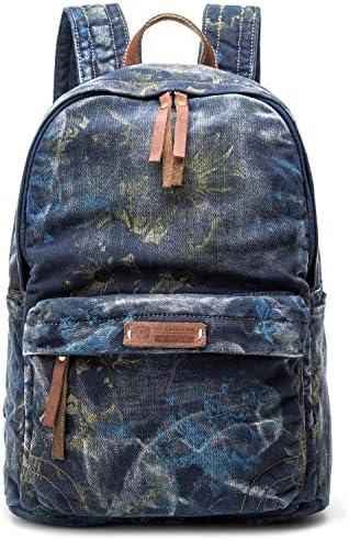 HE-bag Zaino di tela vintage da uomo 2018 Zaino Zaino Zaino da viaggio per laptop con zaino universitario in tela | marchio  | I più venduti in tutto il mondo  debb6a