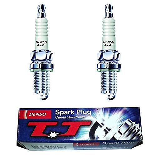 Denso k16tt candela di accensione candele Set 2pezzi k16tt il TT Serie–bd0K16tt118