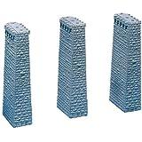 Faller 120479 - Pilares para viaducto (18 cm, 3 unidades) [importado de Alemania]