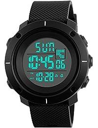 Digitale Uhren Uhren Neueste Kollektion Von Synoke Männer Uhr Relogio Masculino Multifunktions Digitale G Sport Shock Uhren Led Quarz Alarm Wasserdichte Armbanduhr