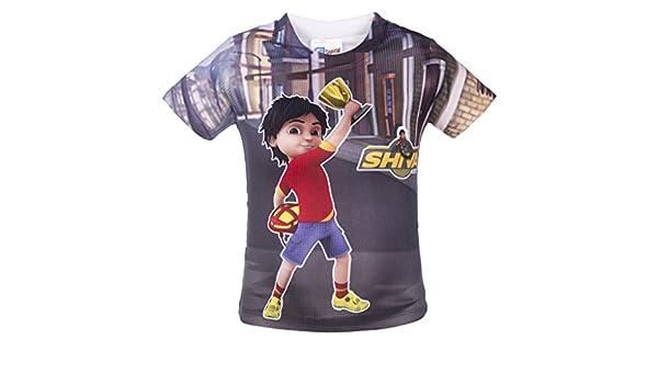 Shiva Hd Print Tshirt For Boys: Amazon in: Clothing