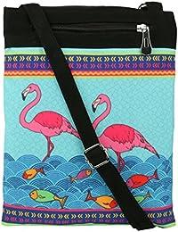 All Things Sundar Womens Sling Bag / Cross Body Bag - S02 - 130
