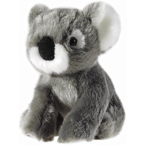 Heunec 240773 juguete de peluche - juguetes de peluche (Oso de juguete, Gris, Felpa, 13 cm, 10 cm, 20 cm)