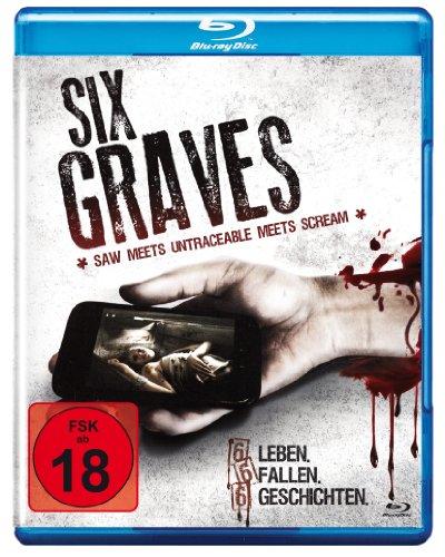 6 Graves - 6 Leben, 6 Fallen, 6 Gräber (Blu-ray)