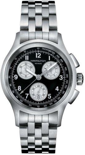 Hamilton Khaki Aviation Chrono H76412133 Gents Watch